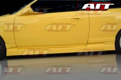 AIT Racing - Honda Civic AIT BMX Style Side Skirts - HC96HIBMXSS2