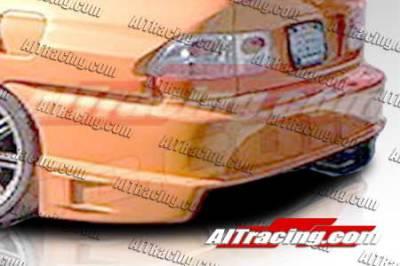 AIT Racing - Honda Civic AIT Racing BZ Style Rear Bumper - HC96HIBZSRB