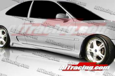 AIT Racing - Honda Civic AIT Racing Combat Style Side Skirts - HC96HICBSSS