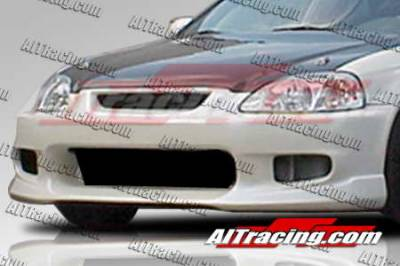 AIT Racing - Honda Civic AIT Racing CW Style Front Bumper - HC96HICWSFB