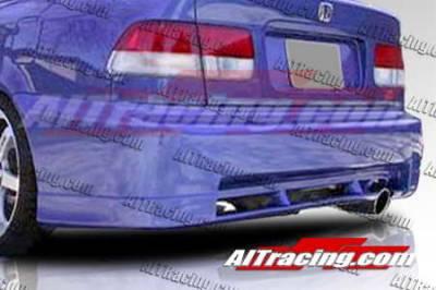 AIT Racing - Honda Civic AIT Racing CW Style Rear Bumper - HC96HICWSRB