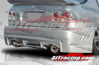 AIT Racing - Honda Civic AIT Racing EVO3 Style Rear Bumper - HC96HIEVO3RB