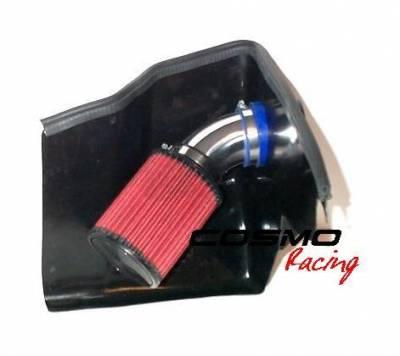 Custom - 525 528 Performance Power Air Intake - Plus 11 HP