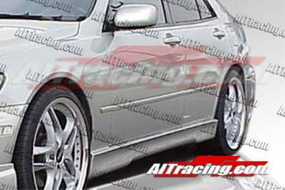 AIT Racing - Honda Civic AIT Racing EVO4 Style Side Skirts - HC96HIEVO4SS