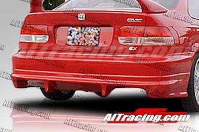 AIT Racing - Honda Civic AIT Racing Feels Style Rear Bumper - HC96HIFLSRB