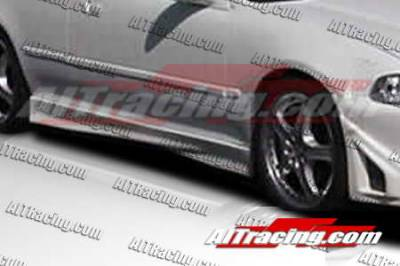 AIT Racing - Honda Civic AIT Racing M3 Style Side Skirts - HC96HIM3SSS