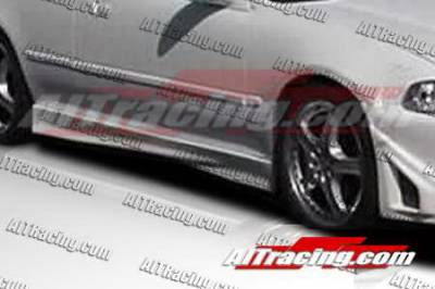 AIT Racing - Honda Civic AIT Racing M3 Style Side Skirts - HC96HIM3SSS4
