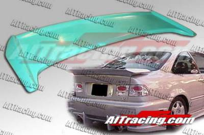 AIT Racing - Honda Civic AIT Racing MGN Style Rear Wing - HC96HIMGNRW4