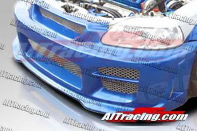 AIT Racing - Honda Civic AIT Racing R34 Style Front Bumper - HC96HIR34FB