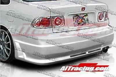 AIT Racing - Honda Civic AIT Racing R34 Style Rear Bumper - HC96HIR34RB2
