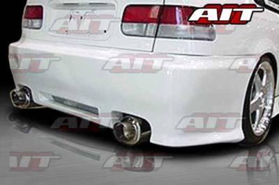 AIT Racing - Honda Civic 2DR & 4DR AIT REV Style Rear Bumper - HC96HIREVRB2