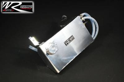 Weapon R - Mercury Cougar Weapon R Aluminum Coolant Overflow Tank - Polished - 826-114-101