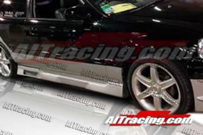 AIT Racing - Honda Civic AIT Racing Revolution Style Side Skirts - HC96HIREVSS2