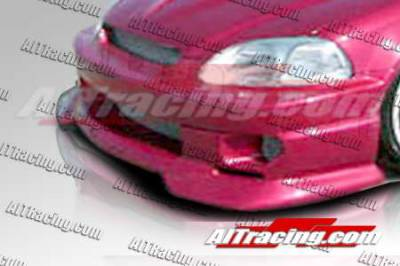 AIT Racing - Honda Civic AIT Racing SF2 Style Front Bumper - HC96HISF2FB