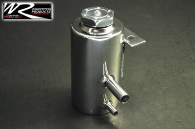 Weapon R - Mitsubishi Lancer Weapon R Power Steering Reservoir Tank - Polished - 826-125-101