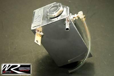 Weapon R - Scion tC Weapon R Aluminum Coolant Overflow Tank - Polished - 826-130-101