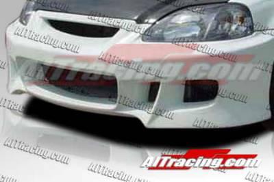 AIT Racing - Honda Civic AIT Racing TSI Style Front Bumper - HC96HITSIFB
