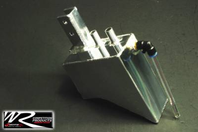 Weapon R - Dodge Neon Weapon R Aluminum Oil Catch Tank - Polished - 826-132-101
