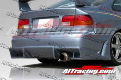 AIT Racing - Honda Civic AIT Racing Vascious Style Rear Bumper - HC96HIVASRB