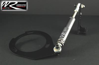 Weapon R - Mitsubishi Lancer Weapon R Engine Torque Damper Kit - Gun Metal - 959-111-104