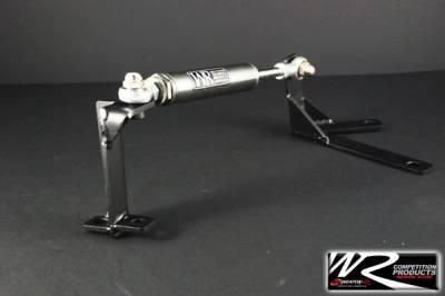 Weapon R - Hyundai Tiburon Weapon R Engine Torque Damper Kit - Gun Metal - 959-111-116