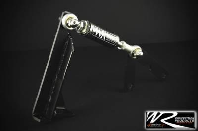 Weapon R - Mazda MazdaSpeed Weapon R Engine Torque Damper Kit - Gun Metal - 959-111-118