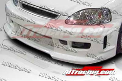 AIT Racing - Honda Civic AIT Racing Revolution Style Front Bumper - HC99HIREVFB