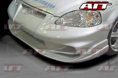 AIT Racing - Honda Civic AIT VS Style Front Bumper - HC99HIVSIIFB