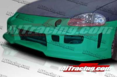 AIT Racing - Honda Del Sol AIT Racing Revolution Style Front Bumper - HD93HIREVFB