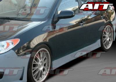 AIT Racing - Hyundai Elantra AIT Zen Style Side Skirts - HE07HIZENSS