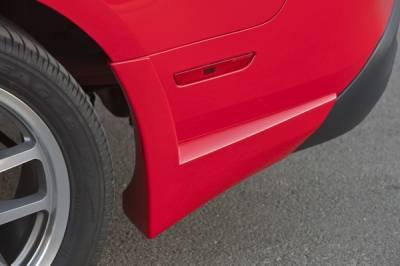 Xenon - Ford Mustang Xenon Urethane Rear Valance Kit - 12840