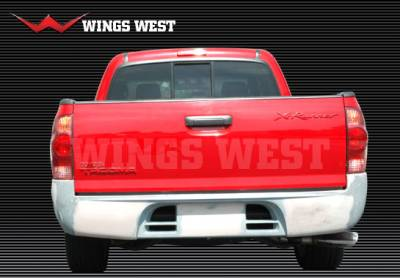 VIS Racing - Toyota Tacoma VIS Racing WW Type Rear Roll Pan - 490212