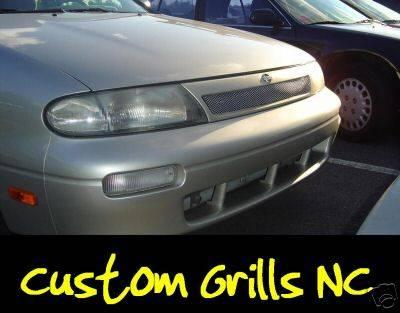 Custom - Chrome Front Grille Insert