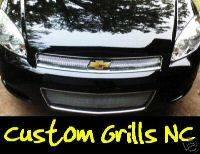 Custom - Front Chrome Mesh Grille Insert