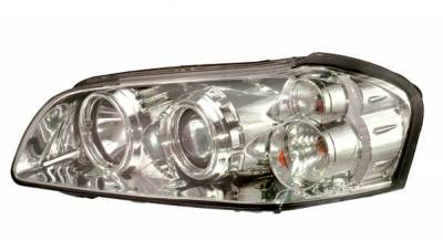ACA Performance - ACA Performance HID Projector XGL Headlight Upgrade Kit - HIDXP3026