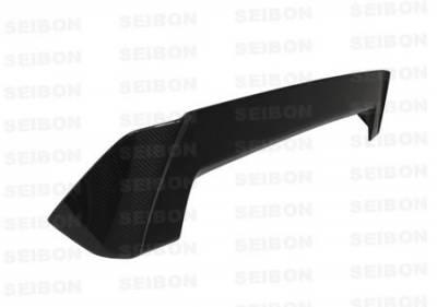 Seibon - Scion xB Seibon OEM Style Carbon Fiber Rear Spoiler - RS0809SCNXB-OE