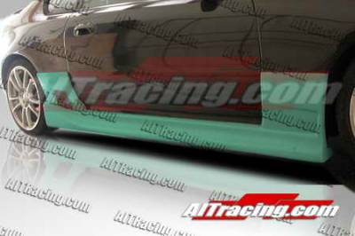 AIT Racing - Honda Prelude AIT Racing BZ Style Side Skirts - HP92HIBZSSS
