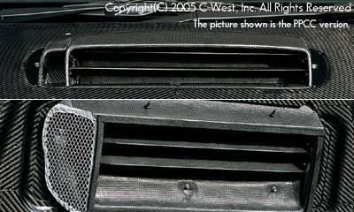 C-West - Zenki Bonnet Air Intake