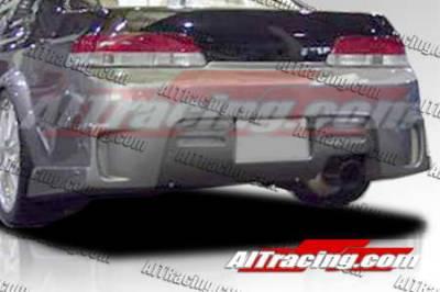 AIT Racing - Honda Prelude AIT Racing GTB Style Rear Bumper - HP97HIGTVRB
