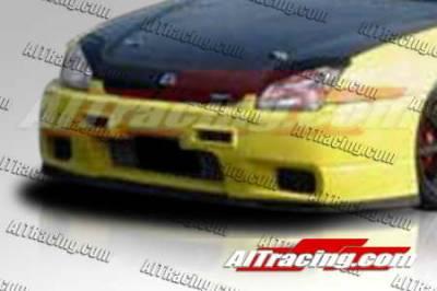 AIT Racing - Honda Prelude AIT Racing R33 Style Front Bumper - HP97HIR33FB
