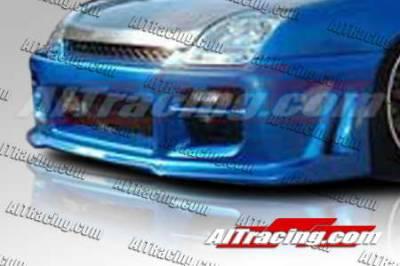 AIT Racing - Honda Prelude AIT Racing R34 Style Front Bumper - HP97HIR34FB