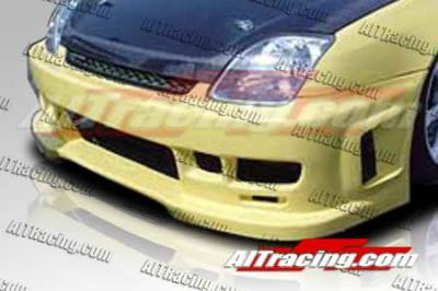 AIT Racing - Honda Prelude AIT Racing Revolution Style Front Bumper - HP97HIREVFB