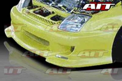 AIT Racing - Honda Prelude AIT SFI Style Front Bumper - HP97HISFIFB