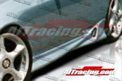 AIT Racing - Honda Prelude AIT Racing VS Style Side Skirts - HP97HIVSSSS