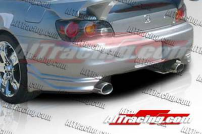 AIT Racing - Honda S2000 AIT Racing CW Style Rear Bumper - HS00HICWSRB