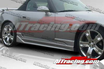 AIT Racing - Honda S2000 AIT Racing CW Style Side Skirts - HS00HICWSSS