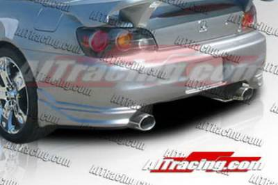 AIT Racing - Honda S2000 AIT Racing CW Style Rear Bumper - HS01HICWSRB