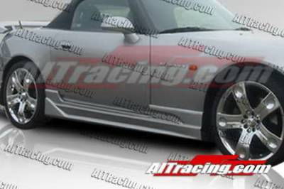 AIT Racing - Honda S2000 AIT Racing CW Style Side Skirts - HS01HICWSSS