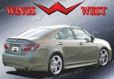 VIS Racing - Lexus ES VIS Racing VIP Rear Lip - Polyurethane - 890982