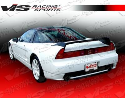 VIS Racing - Acura NSX VIS Racing NSX R Rear Addon - 02ACNSX2DNSXR-012